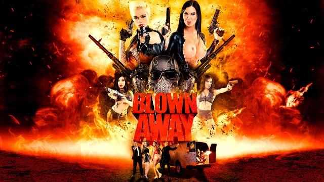 DigitalPlayground - Jasmine Jae , Jasmine Webb ,Lou Lou and Mila Milan In Criminal Thriller Blown Away