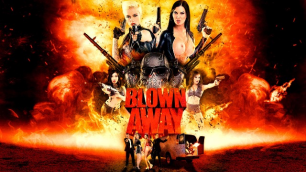 DigitalPlayground - Jasmine Jae , Jasmine Webb ,Lou Lou and Mila Milan In Criminal Thriller Blown Away