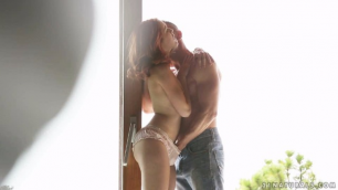 21Naturals - Amarna Miller As Beautiful Ruby On The Sexy Lingerie