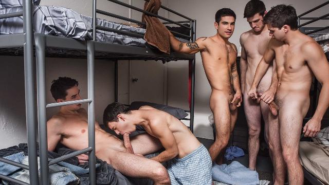 Men - Group Home Part 3 Hard Dicks Primed And Ready  Jack Hunter , Noah Jones , Vadim Black , Will Braun , Zach Taylor