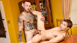 Men - My Ex Cellmate Gage Unkut Thick Meat Down And Zach Country