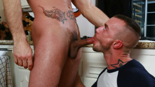 Men - The Straight To Gay Show 3 Tattoo Jessie Colter , Phenix Saint
