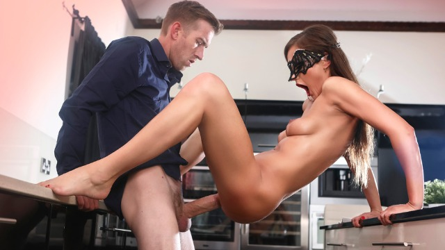 Brazzers - He Fucks Tina Kay After Body Sushi