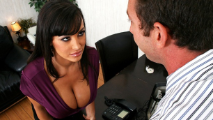 Brazzers - Lisa Ann Got The Touch