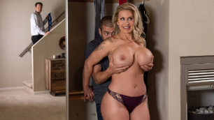 Brazzers - Sneaky Mature Mom Ryan Conner 3