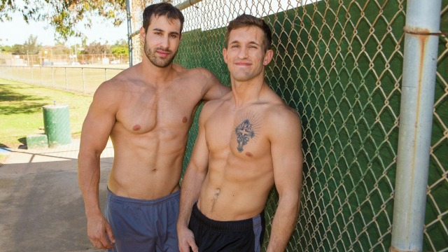 Seancody - Parker And Randy: Bareback Muscle Boys