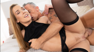 DaneJones - Czech Beauty Alexis Crystal Gets It Hard And Fast
