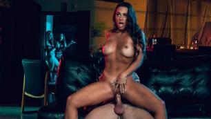 DigitalPlayground - Hot Sex With Abigail Mac In Grind Bar Scene 4