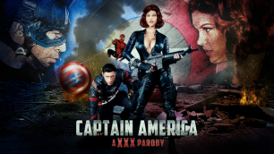 DigitalPlayground - Peta Jensen Captain America: A XXX Parody
