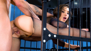 DigitalPlayground - Wild Cat Abella Danger In Danger Cage