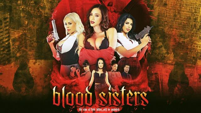 DigitalPlayground -  Ariella Ferrera & Gina Valentina & Kristina Rose & Luna Star & Mercedes Carrera In Action Thriller Blood Si