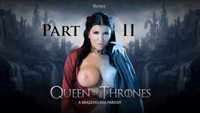 Queen Of Thrones Part 2 Stannis Fucked Melisandre (Rome Rain) In the Asshole