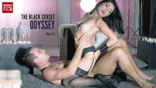 Babes - The Black Corset Odyssey Who Was Wearing Rina Ellis Seduce Any Guy Part 3