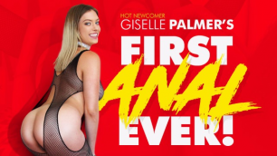 Evil Angel - Giselle Palmer Filmed Anal Video With Tall Texan