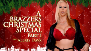 A Brazzers Christmas Special Party Part 1 With Alexis Fawx