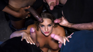 Insatiable Busty Cali Carter In The Exxxceptions: Episode 1