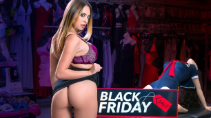 Digital Playground - Shopping With The Bitchy Quinn Wilde In Black Friday Lay