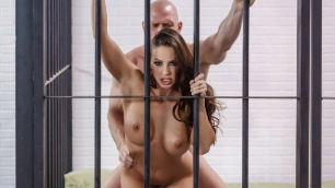 Brazzers - Dirty And Dangerous: Conjugal Visit To Sissy Abigail Mac