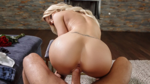 Alix Lynx Pleasantly Surprised In Winners Casting Couch