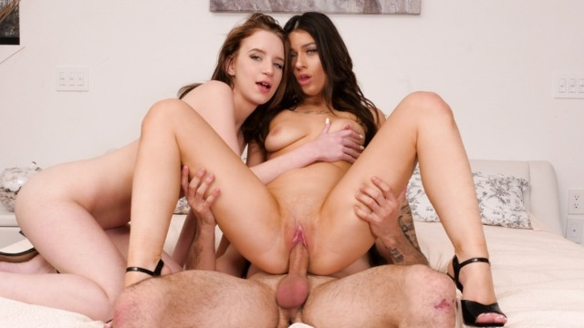 Devils Film - Lily Moon Loves Fucks With Neighbor Jayde Symz 2