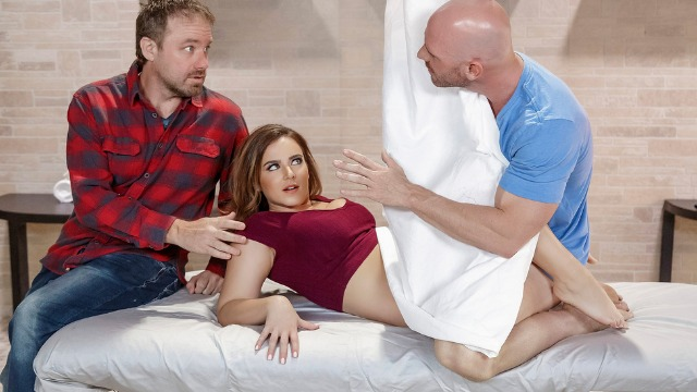 Brazzers - Natasha Nice Deepthroats Every Inch Of His Dick Private Treatment