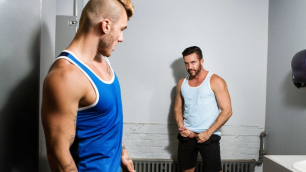 Men - Exposure Part 1 Studs Drill Away Jessy Bernardo And William Seed