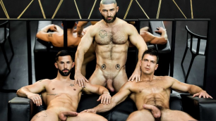 Men - Dream Fucker Part 3 Orgasmic Conclusion Francois Sagat , Paddy O'Brian , Sunny Colucci