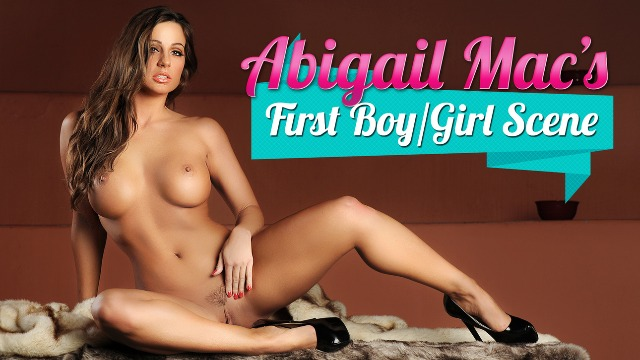 Digital Playground - Abigail Mac's Tight Pussy Wide Open