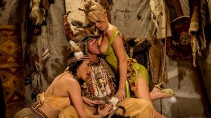 Wicked - Peter Pan XXX: An Axel Braun Parody, Scene 4 Riley Steele, Vicki Chase Doggystyle