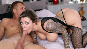 Wicked - He Loves Me In Stockings And Heels 2, Scene 1 Karma RX Show Hers Body