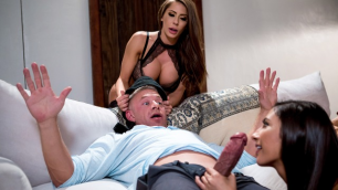 Sexy Whores Gianna Dior And Madison Ivy In The Ex-Girlfriend: Episode 4