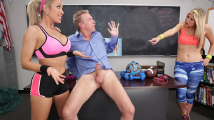 Wicked - Sport Fucking, Scene 5 Capri Cavanni, Scarlet Red Threesome