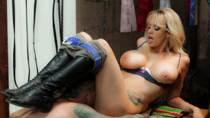 Wicked - Vendetta, Scene 3 Stormy Daniels Have Hard Fuck