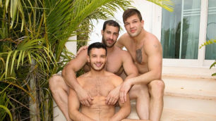 Seancody -  Puerto Rico: The Second Day Fun For Three