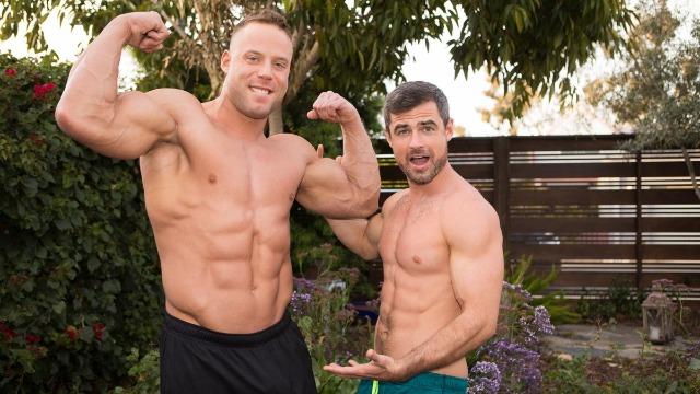 Seancody - Daniel & Jack: Bareback Pumped Up Guys