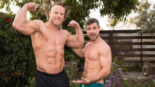 Seancody - Daniel And Jack: Bareback Pumped Up Guys