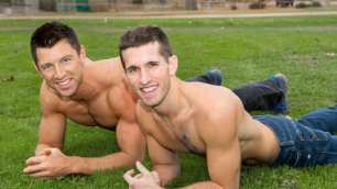 Seancody - Parker And Shaw: Bareback Big Dick