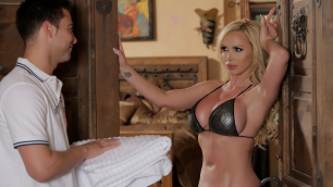 Wicked - Cabana Cougar Club, Scene 1 Nikki Benz Big Tits