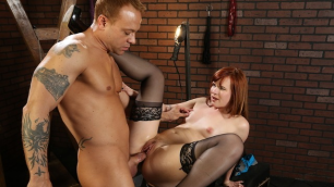 Wicked - 24 XXX: An Axel Braun Parody, Scene 6 Claire Robbins Cumshot On Face
