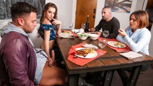 Reality Kings - Krissy Lynn Has Sex With Kimmy's Granger New Boyfriend