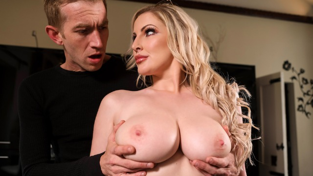 Brazzers - Georgie Lyall Made Comfortable For Herself