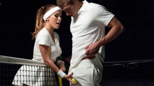 Reality Kings - Megan's Rain Tennis Titties