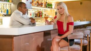SexyHub - Czech Blonde Lovita Fate Seduces The Bartender