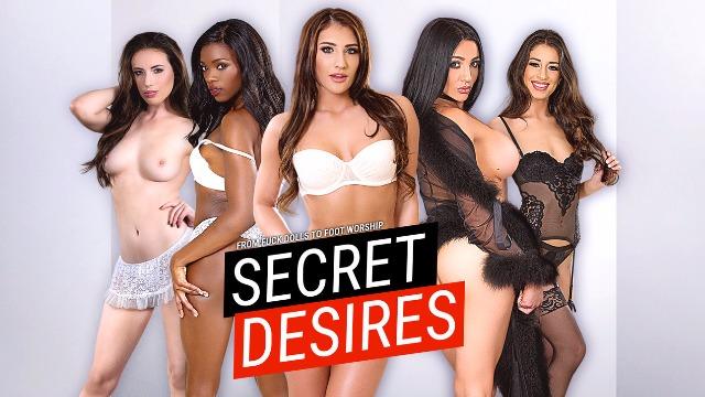 DigitalPlayground - Audrey Bitoni, Casey Calvert,  Ana Foxxx, Cameron Canela, Davina Davis In Secret Desires Movie