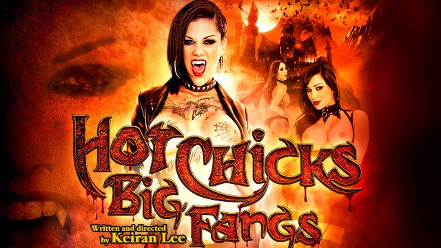 DigitalPlayground - Sexy Chicks Nikki Benz, Romi Rain, Destiny Dixon Big Fangs
