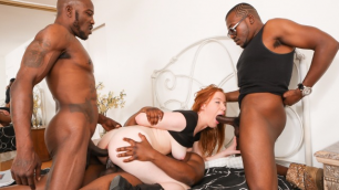 Devils Film - Threesome For Kierra Wilde A Common Thing In Gangland 86