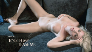 Babes - Sensual Solo From  Blonde Jennifer In Touch Me, Tease Me