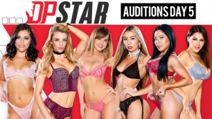 Casting With Adriana Chechik, Blake Eden And Other In DP Star 3 Audition Episode 5