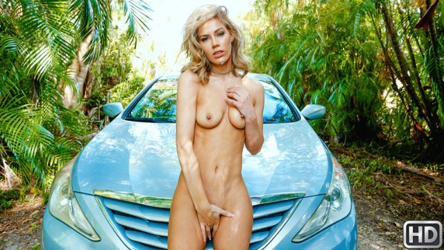 I Wanted Grab Ahold Of Aspen Rose's Ass In Test Drive
