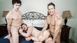 Men - Pimp My Daddy Part 1 Casey Jacks , Dean Phoenix ,  Will Braun In Dirty Alteration